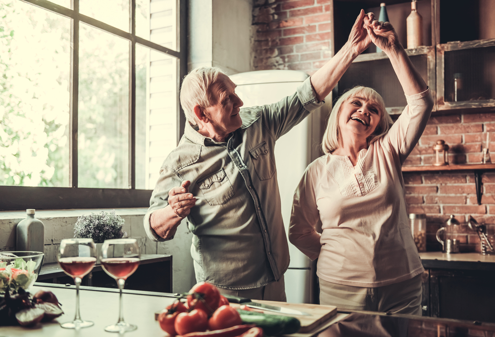 Healthy Aging And Family Connection Are Related